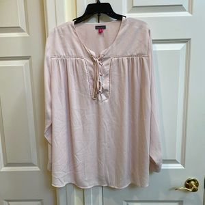 Vince Camuto Light Pink Blouse